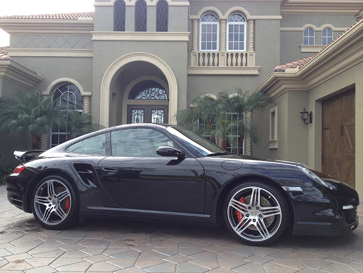 Tampa bay florida s detailing experts lou s mobile auto for Mercedes benz dealers tampa bay area